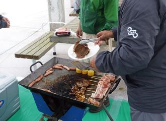 海洋博公園烤肉