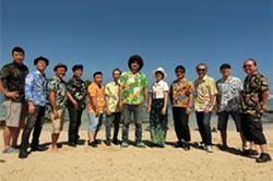 南天群星帶沖繩