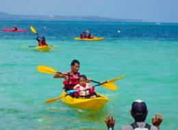 海洋博公園暑假特別