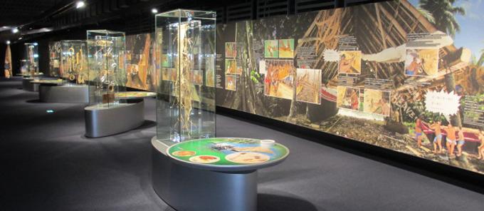 The Bande Dessinée Exhibit