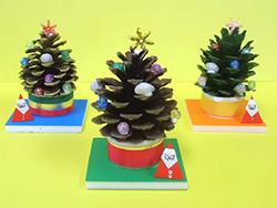做小聖誕樹吧