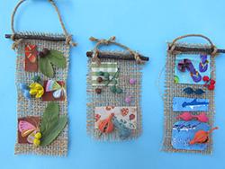 Let's make mini-tapestry