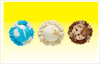 Blue seal ice cream
