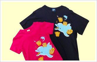 happioki T-shirt (for child for adult)