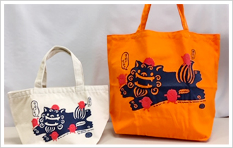Original tote bag rikkarikka