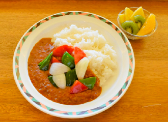 Vegetable Curryセット 950円(税込)