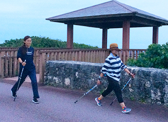 Paul rental start of 6/1 - Nordic events walking!