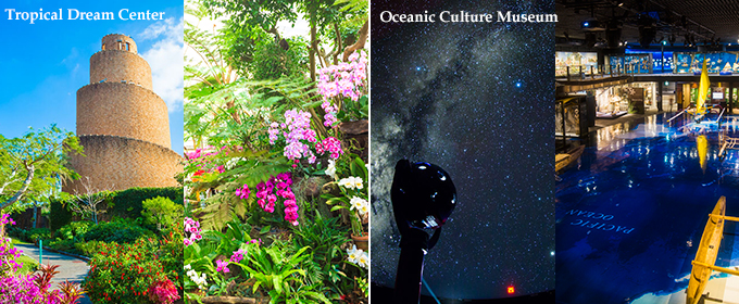 Dream center and Oceanic Culture Museum admission day free of charge tropical on 10/8( day on), Sunday, October 22!