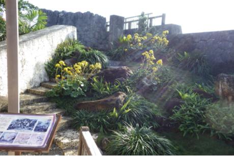 簽名院庭園
