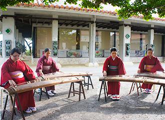 Ryukyu classical music concert
