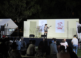 Recruitment of 2018 Shurijo Castle music festival performers!