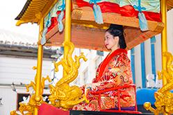Procession of Ryukyu Kingdom