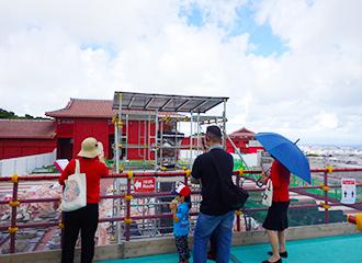 Shurijo Castle Park guided tour