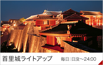 Shurijo Castle light-up