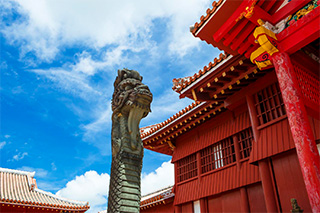 Tadashi University dragon pillar (1)