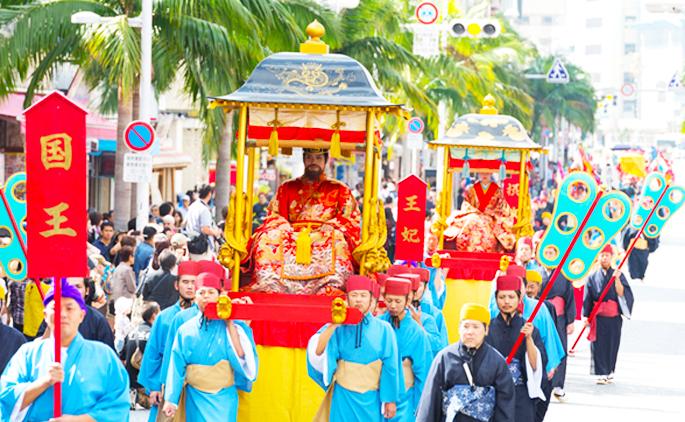 """Recruitment of 2018 Shuri Castle Festival """"Procession of Ryukyu Kingdom"""" public participants!"""