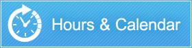 Hours & Calendar