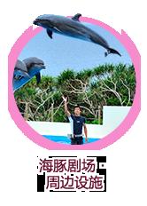 Dolphin 剧场, lap 边设 hodokoshi